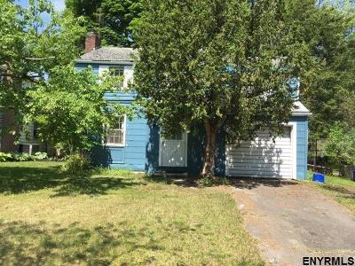 Albany County Single Family Home New: 182 Brevator St