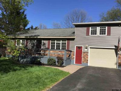 Saratoga County Single Family Home New: 21 Meditation Way
