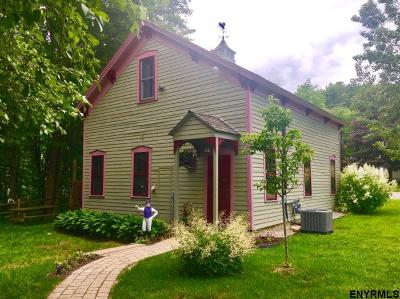 Wilton Single Family Home For Sale: 76 Worth Rd