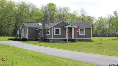 Schenectady County Single Family Home New: 22 High Mills Scotch Bush Rd