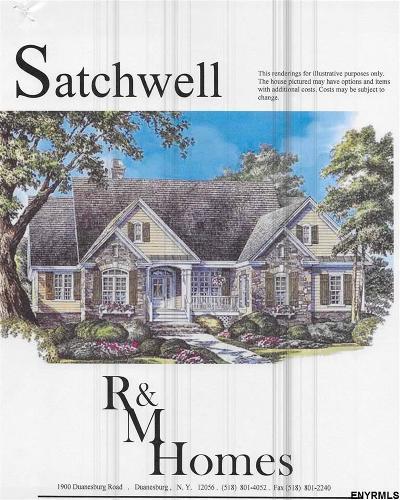 Saratoga County Single Family Home New: 7 Williams Way