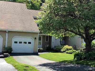 Clifton Park Single Family Home New: 71 Old Coach Rd