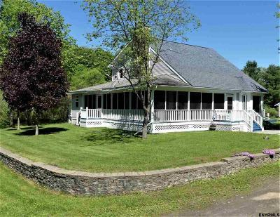 Saratoga County Single Family Home New: 5 Dickinson La