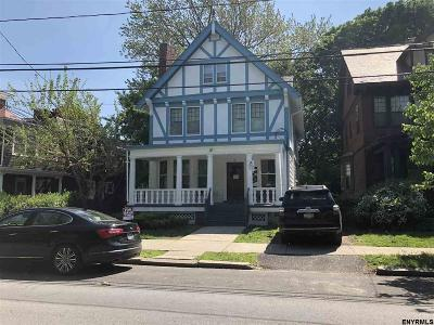 Albany Multi Family Home For Sale: 538 Myrtle Av