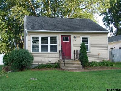 Colonie Single Family Home For Sale: 10 Booth St