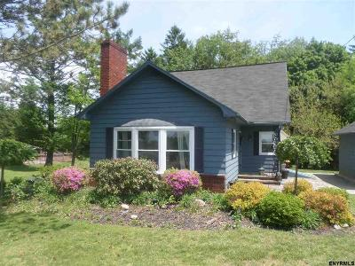 Clifton Park Single Family Home Price Change: 205 Sugar Hill Rd