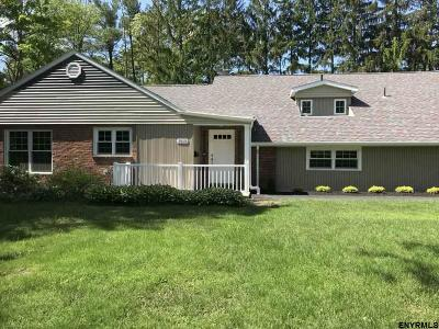 Niskayuna Single Family Home New: 1512 Dorwaldt Blvd
