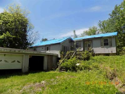 Halfmoon Single Family Home For Sale: 122 Stone Quarry Rd