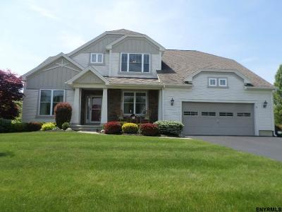 Saratoga County Single Family Home New: 10 Outlook Dr North