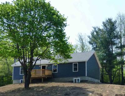 Albany County Single Family Home New: 841 Huntersland Rd
