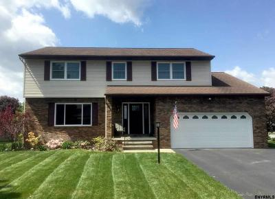 Albany County Single Family Home New: 34 Hearthstone Dr