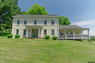 Poestenkill Single Family Home For Sale: 208 Weatherwax Rd