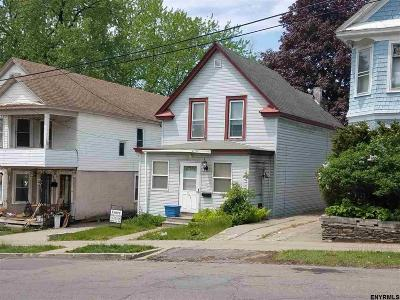 Schenectady Single Family Home New: 143 Linden St