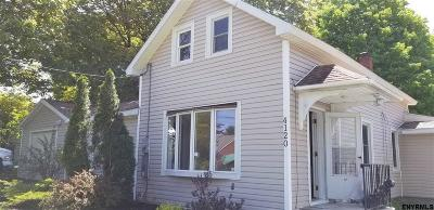 Colonie Single Family Home For Sale: 4120 Albany St