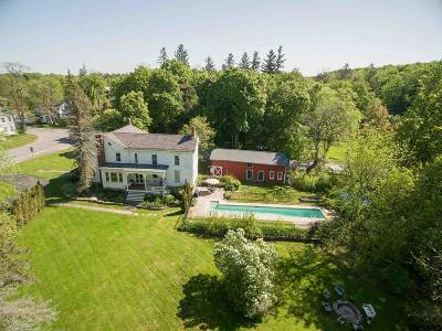 Albany County Single Family Home New: 2157 Berne Altamont Rd