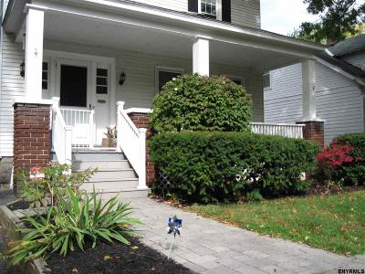 Schenectady Single Family Home New: 745 Decamp Ave