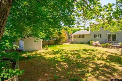 Colonie Single Family Home For Sale: 69 Huntleigh Dr