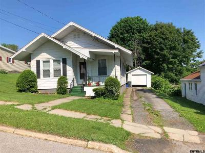Canajoharie Single Family Home For Sale: 154 Otsego St