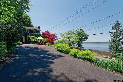 Saratoga Springs Single Family Home For Sale: 1214 Route 9 P