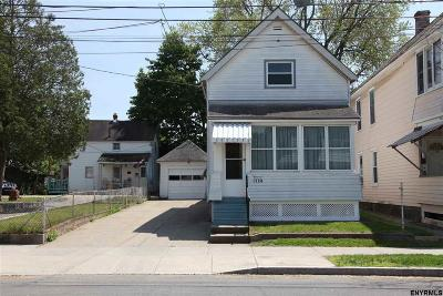Schenectady County Single Family Home Price Change: 1328 Eighth Av