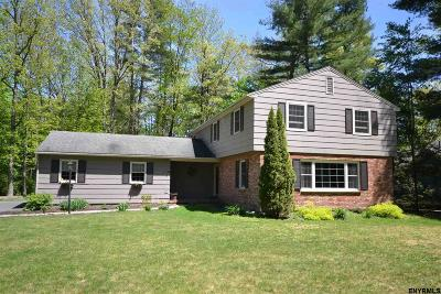 Queensbury, Fort Ann Single Family Home For Sale: 8 Courthouse Dr