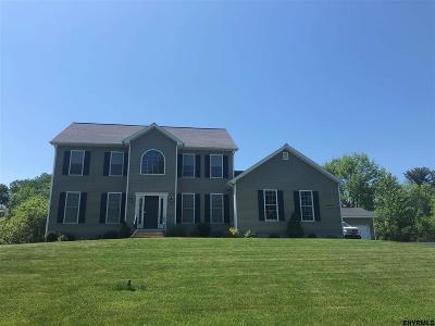 Guilderland Single Family Home For Sale: 6647 Fuller Station Rd