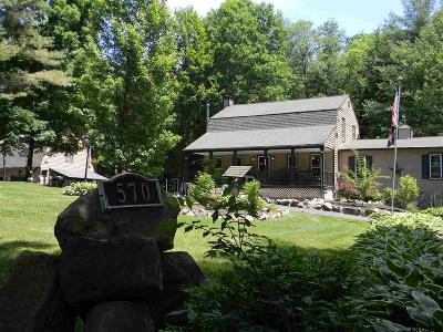 Saratoga County Single Family Home For Sale: 570 County Route 24