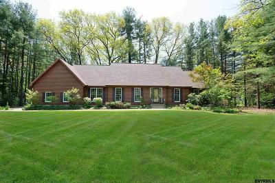 Ballston Spa Single Family Home For Sale: 6 Woodland Ct
