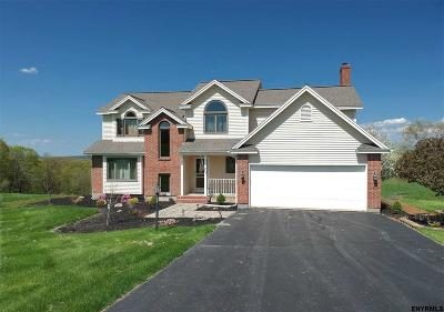 Rensselaer County Single Family Home For Sale: 37 Meadows Dr