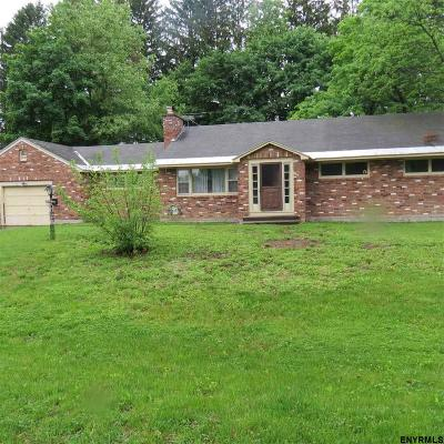 Glenville Single Family Home For Sale: 17 Cypress Dr