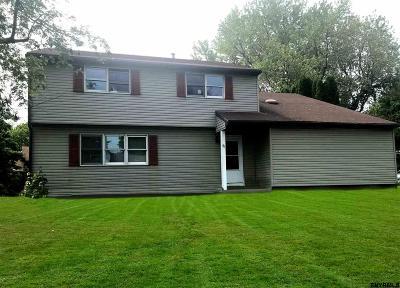 Bethlehem Single Family Home For Sale: 51 Manor Dr