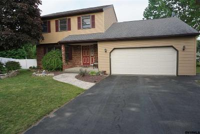 Albany Single Family Home For Sale: 12 Highland Ct