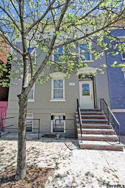 Troy Two Family Home For Sale: 320 4th St