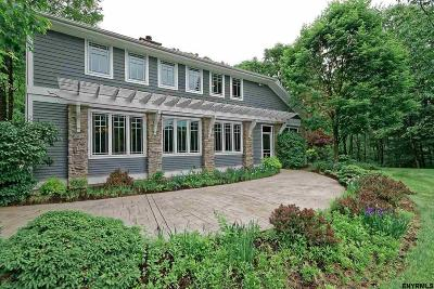 Saratoga Springs Single Family Home Price Change: 69 Old Schuylerville Rd