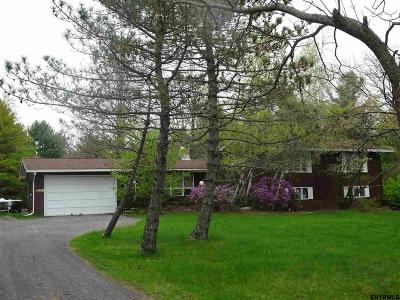 Rotterdam Single Family Home For Sale: 1958 Putnam Rd