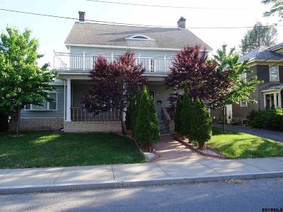 Schenectady Single Family Home For Sale: 1764 Eastern Pkwy