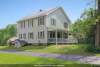 Saratoga County Single Family Home For Sale: 45 Holmes Rd