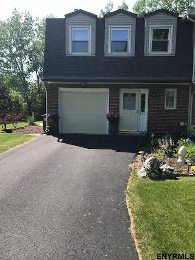 East Greenbush Single Family Home For Sale: 120 Donna Lynn Dr
