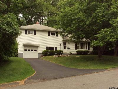 Colonie Single Family Home For Sale: 20 Beechwood Dr
