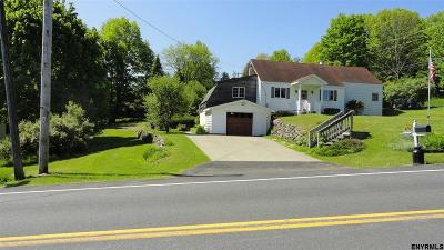 Poestenkill Single Family Home Back On Market: 415 Rt 355