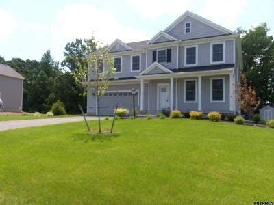 Mechanicville Single Family Home For Sale: 5 Gorsline Dr