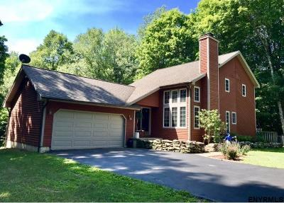 Greenfield, Corinth, Corinth Tov Single Family Home For Sale: 389 Wilton Rd