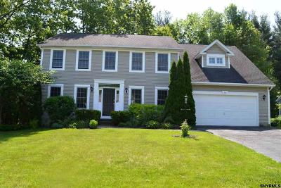 Clifton Park Single Family Home Price Change: 68 Michelle Dr