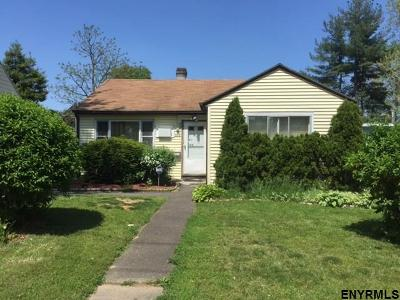 Albany Rental For Rent: 359 Whitehall Rd