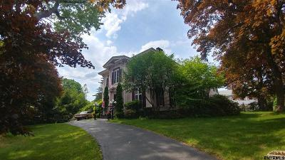 Gloversville Single Family Home For Sale: 2 W State St