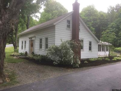 Poestenkill Single Family Home Price Change: 611 Snake Hill Rd