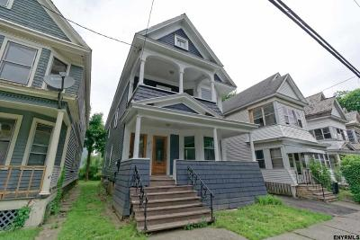 Albany Two Family Home For Sale: 617 Myrtle Av