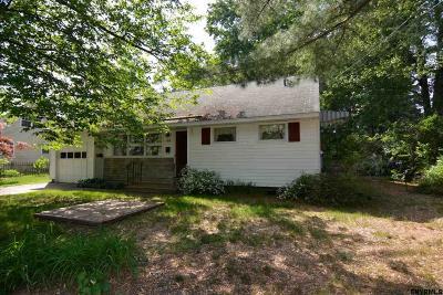 Guilderland Single Family Home For Sale: 49 Terry Av