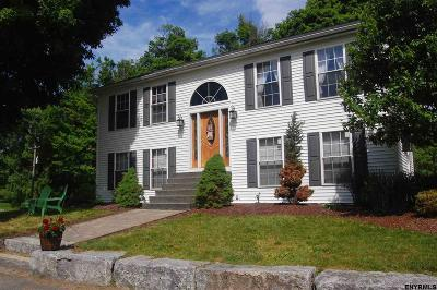 Poestenkill Single Family Home For Sale: 16 Ford Rd