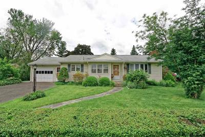 Cohoes Single Family Home For Sale: 4 Rudolph Ct